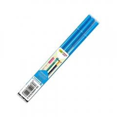 Happy Color wkłady do długopisów usuwalnych 0.5mm 3szt blue