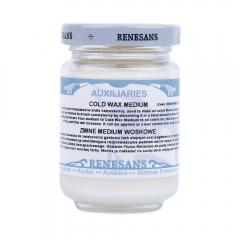 Renesans zimne medium woskowe 125ml