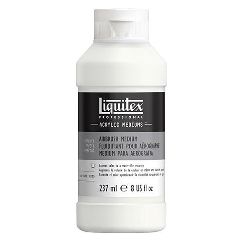 Liquitex airbrush medium rozrzedzające do aerografów 237ml