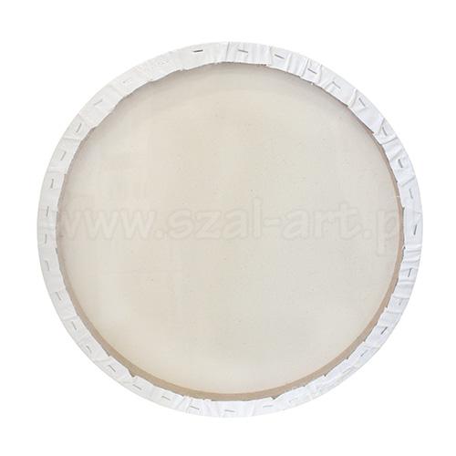 Podobrazia bawełniane okrągłe