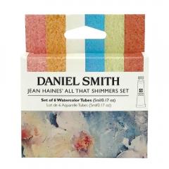 Daniel Smith Jean Haines all that shimmers akwarela 6x5ml tuba