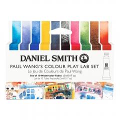 Daniel Smith Paul Wangs colour play lab akwarela 10x5ml tuba