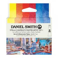 Daniel Smith Stella Canfields master artist akwarela I 6x5ml