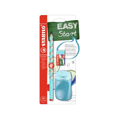 Stabilo easygraph school zestaw dla praworęcznych