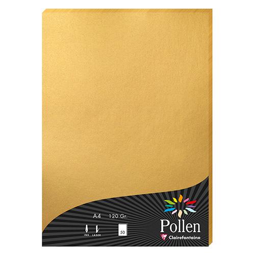 Clairefontaine pollen papier A4 120g 50 arkuszy