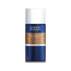 Lefranc&Bourgeois werniks retuszerski do farb olejnych i akrylow