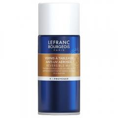 Lefranc&Bourgeois werniks matowy do farb olejnych i akrylowych