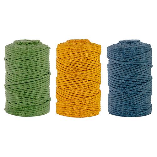 DP Craft pleciony sznurek 5mm 100m