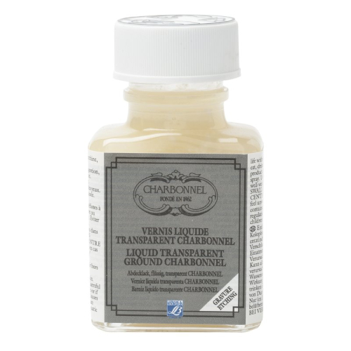 Charbonnel liquid transparent ground 75ml
