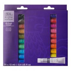 Winsor&Newton Artisan farby olejne wodorozcienczalne 20x12 ml