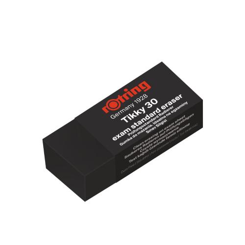 Rotring gumka czarna tikky 30