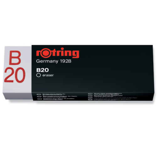 Rotring tikky gumka rapid eraser b20