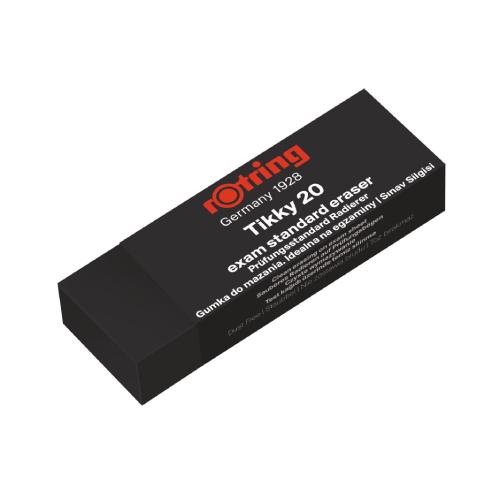 Rotring gumka czarna tikky 20