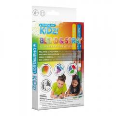 Chameleon kidz blend & spray 12 color creativity kit
