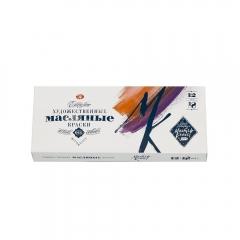 Master Class zestaw farb olejnych 12x18ml